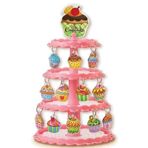 (購物車)《 4M美勞創作 》烤吧!歡樂杯子蛋糕吊飾
