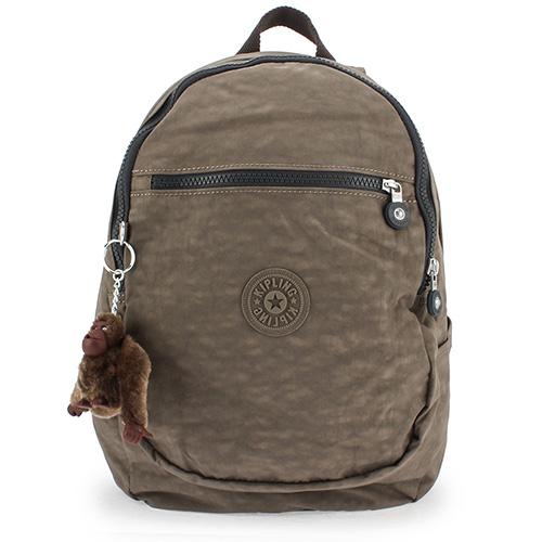 Kipling  Basic系列CLAS CHALLENGER肩背/後背包(深卡其)