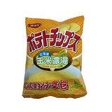 湖池屋平切洋芋片-北海道玉米濃湯口味150g