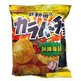 湖池屋卡辣姆久-卡辣海苔洋芋片78g