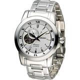 SEIKO Premier 精工 尊品鏤空開芯機械腕錶 4R39-00L0W SSA275J1 白