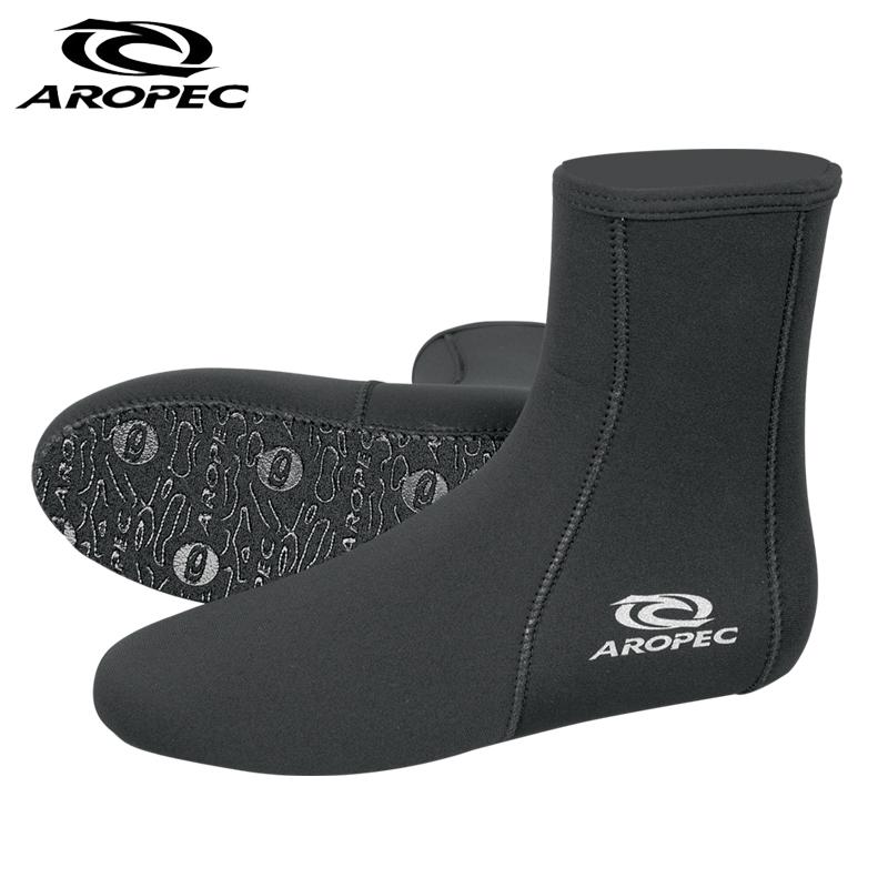 AROPEC Fox 3mm 旅狐萊克襪/ 潛水游泳專用
