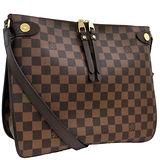 Louis Vuitton LV N41425 Duomo 棋盤格紋斜背信差包 預購