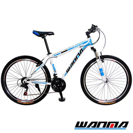 【WANMA】WM-1 26吋 日本SHIMANO 21速 登山車-服務升級版 -friDay購物