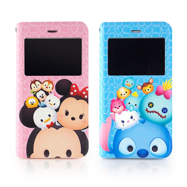 Disney iPhone 6 Plus 6s Plus TSUM TSUM 透視視窗彩繪