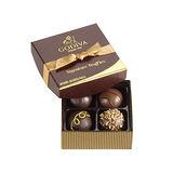 【GODIVA】松露巧克力禮盒(4入)
