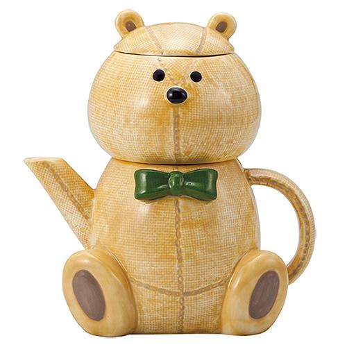 sunart 杯壺組 - 泰迪熊