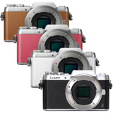 Panasonic LUMIX DMC-GF7 BODY 單機身(公司貨) -送32G記憶卡+專用鋰電池+原廠相機包+戶外大腳架+讀卡機+清潔組+保護貼