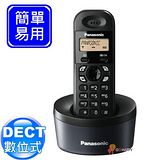 《Panasonic》 DECT數位式無線電話 KX-TG1311 (經典黑)