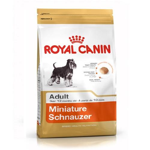 《法國皇家飼料》PRSC25雪納瑞梗犬專用狗飼料 (7.5kg/1包) 寵物狗飼料