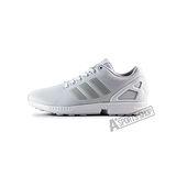 ADIDAS (男/女) 愛迪達 ZX FLUX 休閒鞋 白-S79093