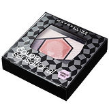 媚比琳鎂光燈3D立體眼彩盤 PU-1