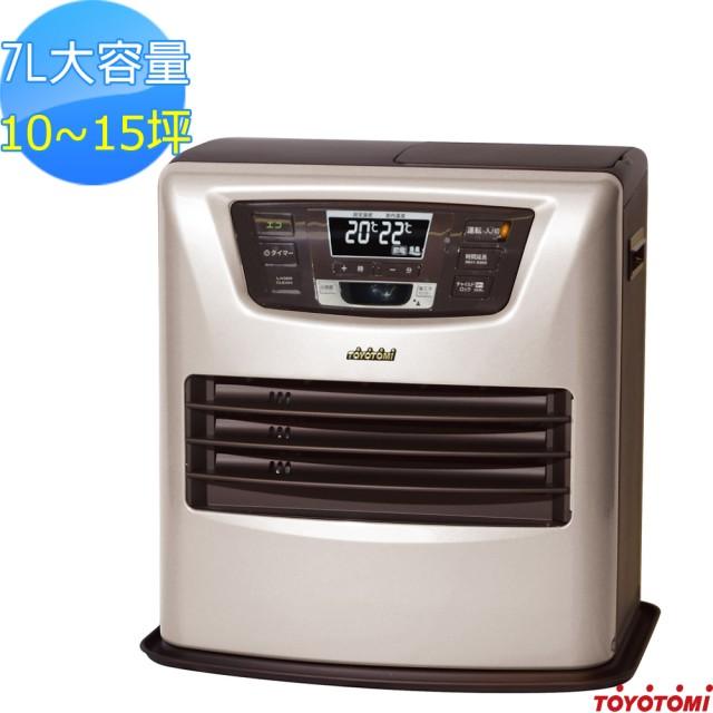 【日本 TOYOTOMI】煤油電暖爐 LC-SL43C(S)