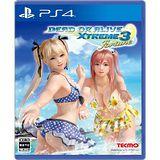PS4 生死格鬥:沙灘排球 3:幸運 亞洲中文版