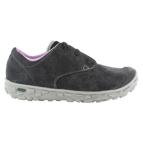 HI-TEC(女款)英國戶外(黑)輕量x防潑水輕旅健走鞋-O004548021