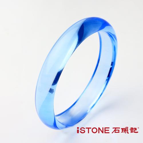 石頭記 幸福吉利藍水晶手鐲