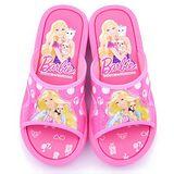 童鞋城堡-Barbie芭比 中大童 戶外拖鞋BR2420-粉