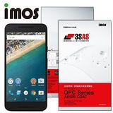 iMOS Google Nexus 5X 3SAS 螢幕保護貼