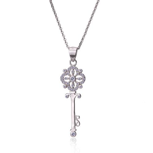【YUME】華麗之鑰項鍊
