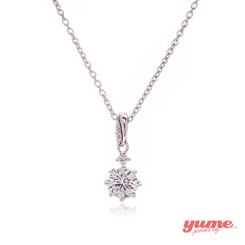 【YUME】吻鑽項鍊