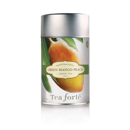 Tea Forte罐裝茶 蜜樹香桃綠茶