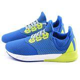 Adidas 男款 Falcon Elite 5 M 輕量慢跑鞋AF6424-藍