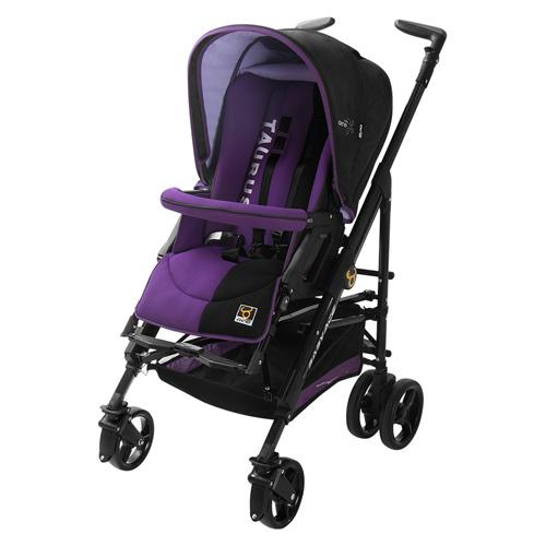 babyace taurus 時尚嬰兒推車(牛仔藍/海泥紫)
