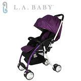 【美國 L.A. Baby】超輕量雙向全罩嬰幼兒手推車 Travelight Baby Stroller