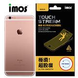 iMOS Apple iPhone 6/6S Touch Stream 霧面背面保護貼