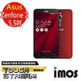 iMOS 華碩 ASUS Zenfone 2 (5.5吋) Touch Stream 電競 霧面 螢幕保護貼