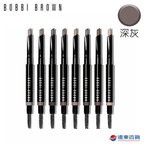 【原廠直營】BOBBI BROWN 芭比波朗 超防水斜角眉筆(深灰)