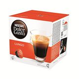 雀巢 美式濃黑咖啡膠囊(Lungo)(16顆/盒)