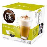 雀巢 卡布奇諾 咖啡膠囊(Cappuccino)(16顆/盒)