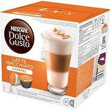 雀巢 焦糖瑪奇朵咖啡膠囊(Caramel Latte Macchiato)(16顆/盒)