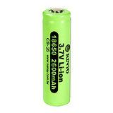 ☆KINYO 耐嘉  CB-26 18650 鋰電池/可反覆充電/單入裝/電量升級2600mAh