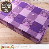 魔法Baby~台灣製單人3x6尺雙面布透氣床墊 u2315