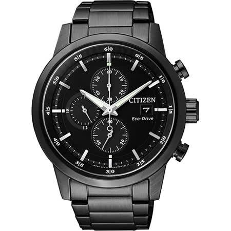 CITIZEN 星辰 光動能計時手錶