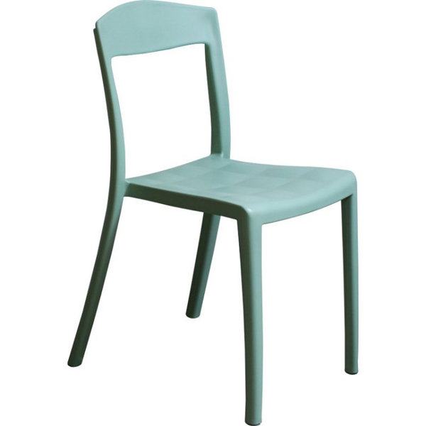 【空間生活】比姆特餐椅-兩入(綠*紅*黑*芥黃*白)