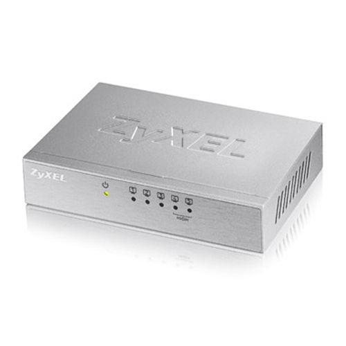 ZYXEL ES-105A v3 (5埠桌上型高速乙太網路交換器)
