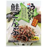 北海道 北海鮭魚昆布香鬆 15g