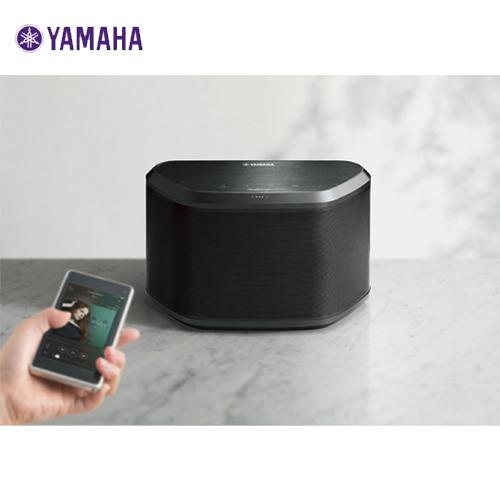 YAMAHA WX-030 無線藍牙喇叭 桌上型音響 支援Wi-Fi 原廠公司貨