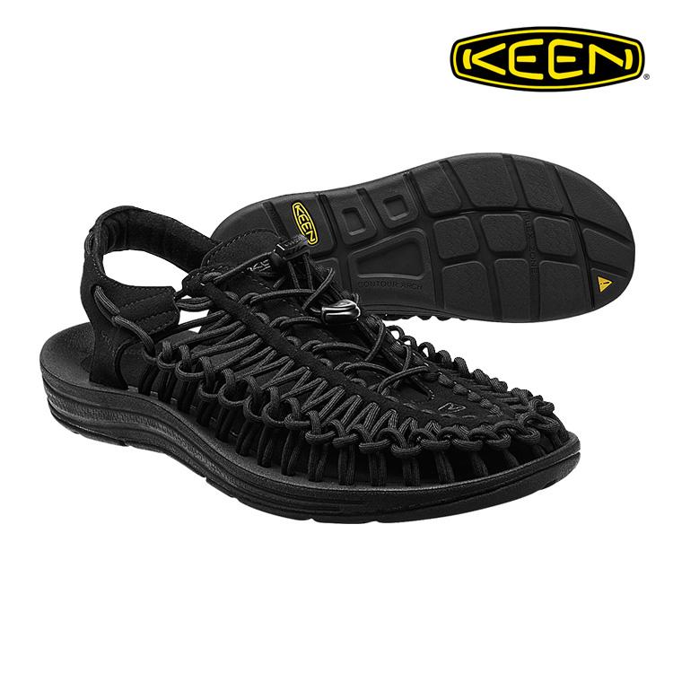 KEEN 織帶涼鞋Uneek 1014097《男款》/ 城市綠洲