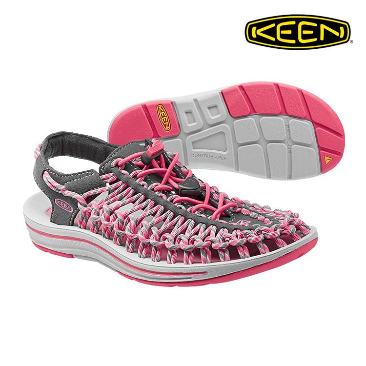 KEEN 織帶涼鞋Uneek 1014629《女款》/ 城市綠洲