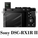D&A Sony DSC-RX1R II 相機專用日本原膜HC螢幕保護貼(鏡面抗刮)