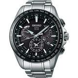 SEIKO ASTRON GPS 衛星太陽能電波腕錶-45mm 8X53-0AD0C(SSE077J1)
