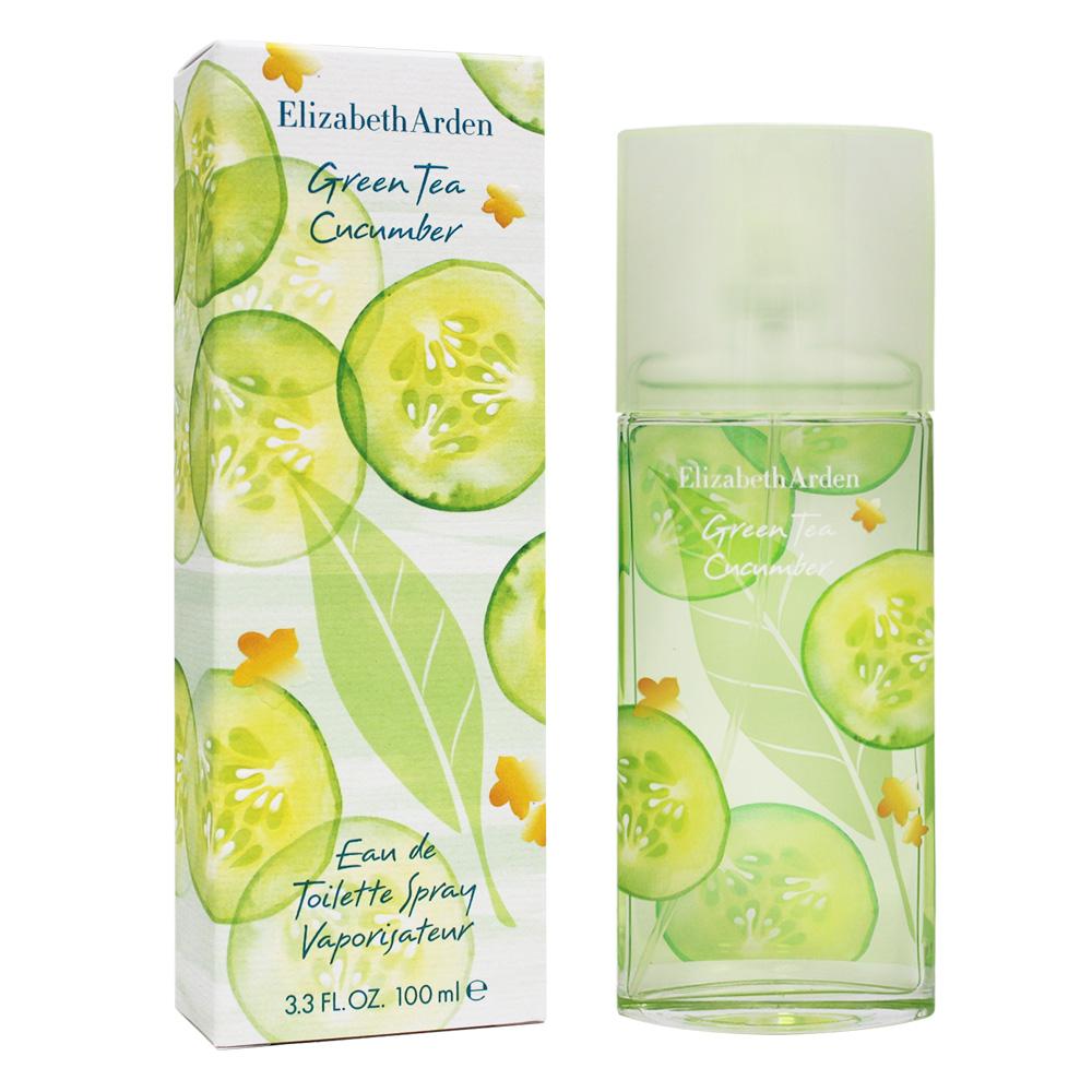 綠茶小黃瓜淡香水 100ml