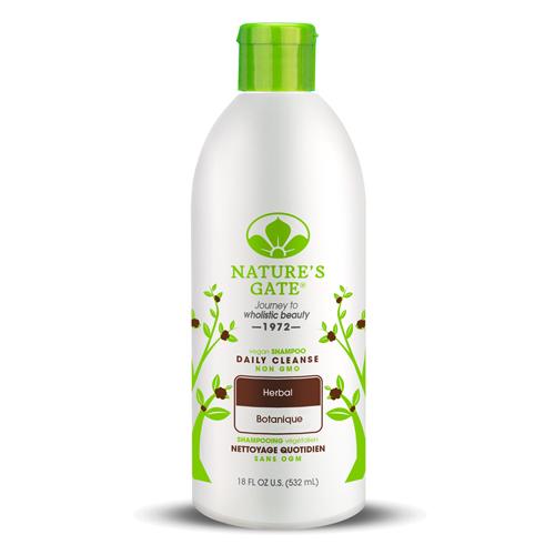Nature's Gate 經典無基改 雙倍每日草本植萃健康洗髮精 532mL