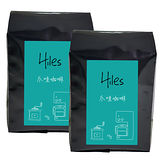 Hiles精選爪哇咖啡豆227g/半磅(HE-M01)x2