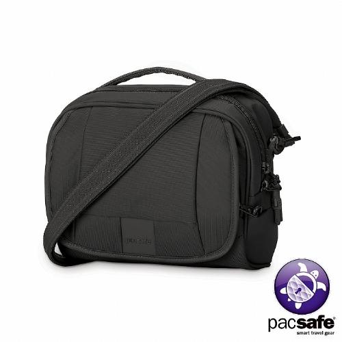 Pacsafe METROSAFE LS140 防盜單肩包(5L)(黑色)