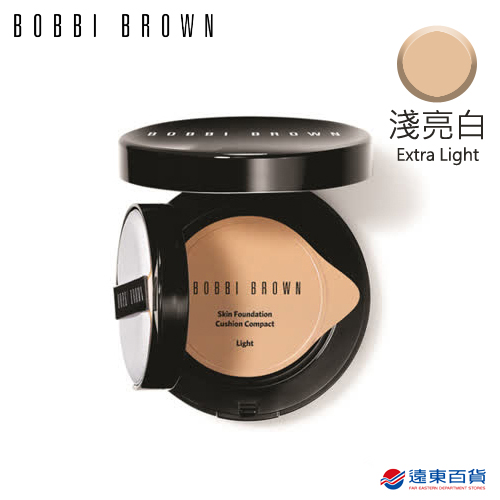 【官方直營】BOBBI BROWN 芭比波朗 自然輕透膠囊氣墊粉底SPF50 PA+++ 蕊心(淺亮白)